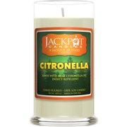 Citronella Candle with Ring Inside (Surprise Jewelry Valued at $15 to $5,000) Ring Size 7