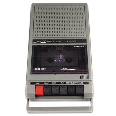 Portable Four-Station Listening Center Audio Cassette Recorder APLSL1039