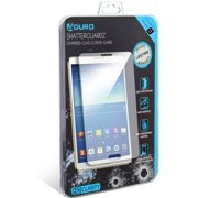 Aduro SHG-GT48-HDCL ShatterGuardz Glass Screen Protector - For Samsung Galaxy Tab 4 - 8-inch - Tempered