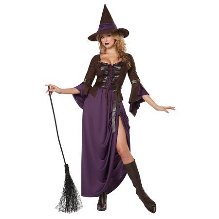 Adult Female Salem Witch Costume by California Costumes 01337