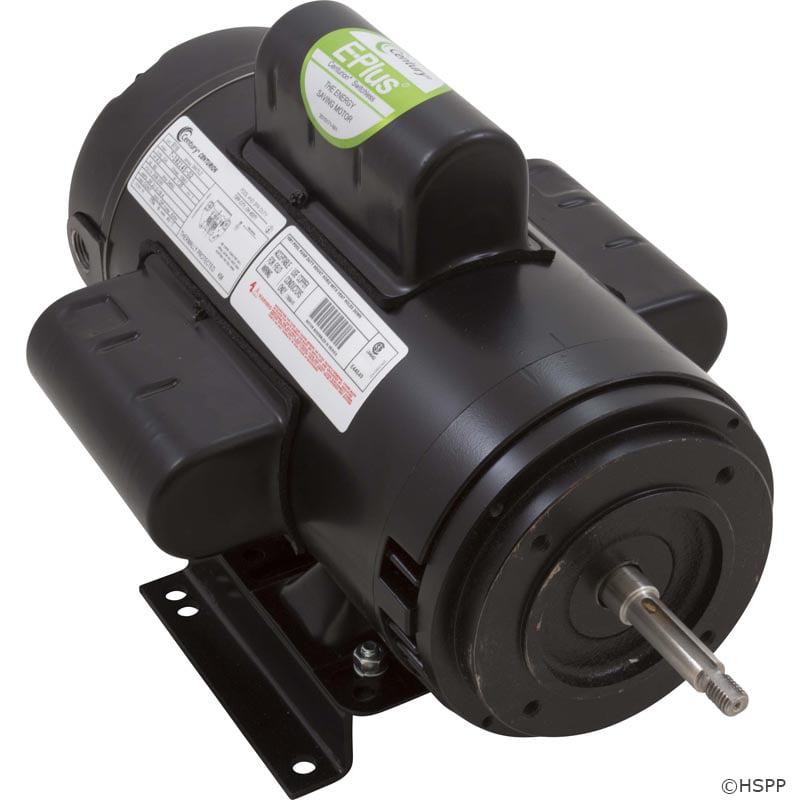 Motor, Century, 5.0thp,208v-230v,1-Spd,56Yfr Thd