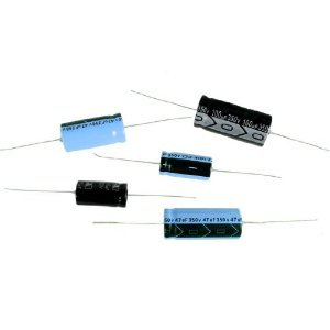 47uF 450v Electrolytic Radial Lead Capacitor 2 Pieces