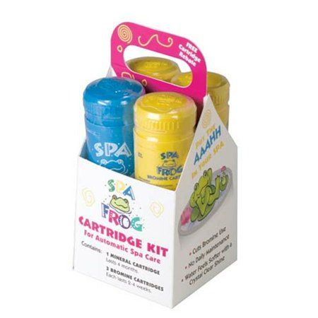 Spa Frog Cartridge Kit - 2523
