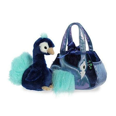 Aurora World Fancy Pals Luxe Boutique Purse Pet Carrier Plush Toy, Multicolor - image 1 of 3