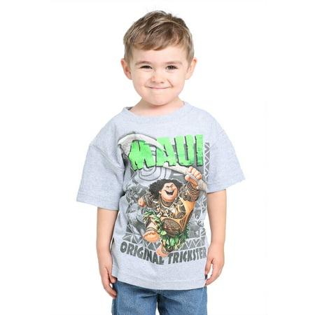Big Kids Mocha Apparel (Moana Maui Original Trickster Boys)