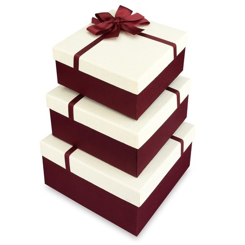 The Holiday Aisle 3 Piece Gift Box Set