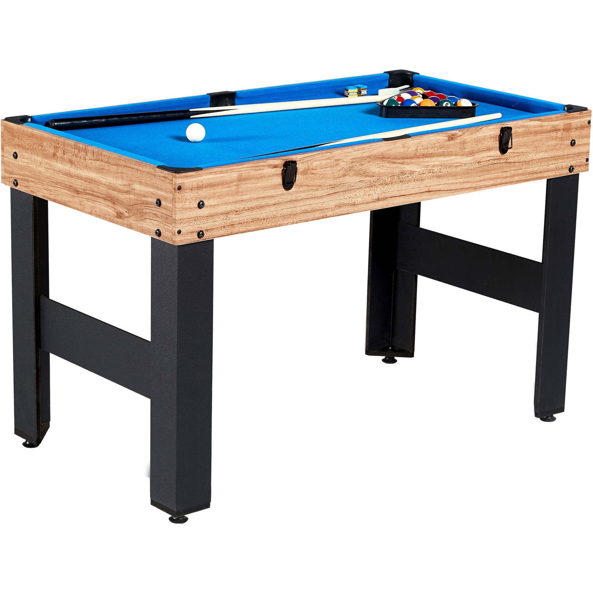 Good MD Sports 48 Inch 3 In 1 Combo Game Table, Billiards, Slide Hockey And  Soccer   Walmart.com