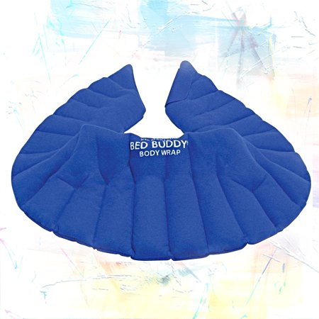 IGIA Carex the orginal Bed Buddy Body warp for treatment of neck, shoulder, arm, leg, knee and back pain Bed Buddy Moist Heat Back Wrap