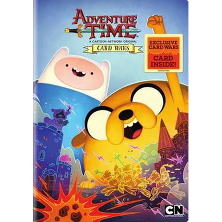 Cartoon Network: Adventure Time Card Wars (DVD)](Cartoon Network Halloween Promos)