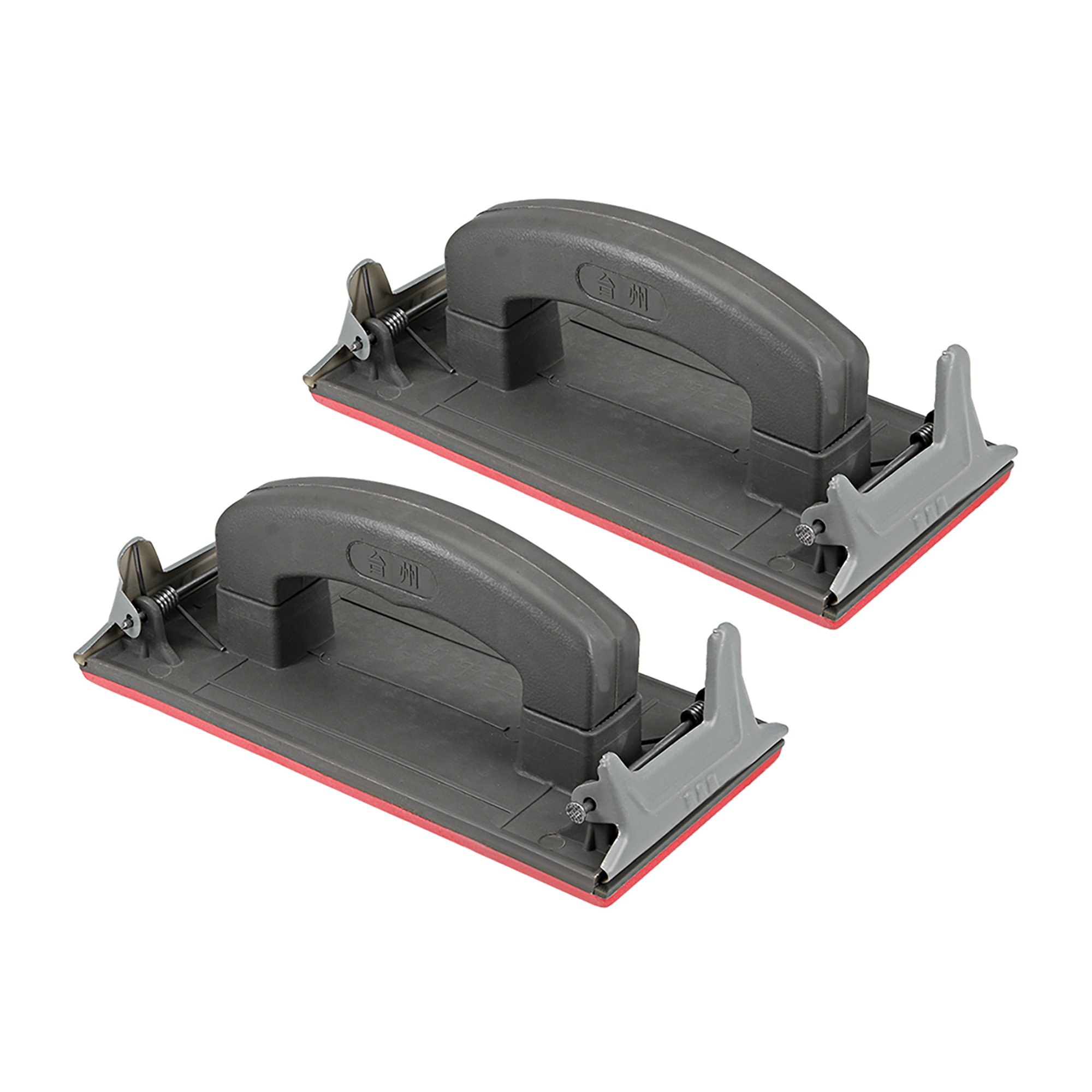 metal polishing 2 pieces drywall manual sanding stand for manual sanding block for wood manual sander with handle
