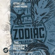 The Zodiac Legacy: The Dragon's Return - Audiobook