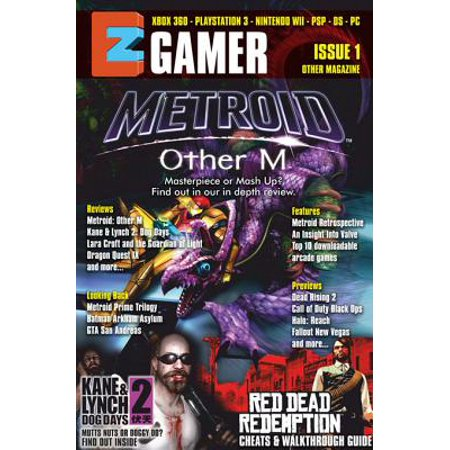 Issue 1 - eBook (Game Informer Issue 1)
