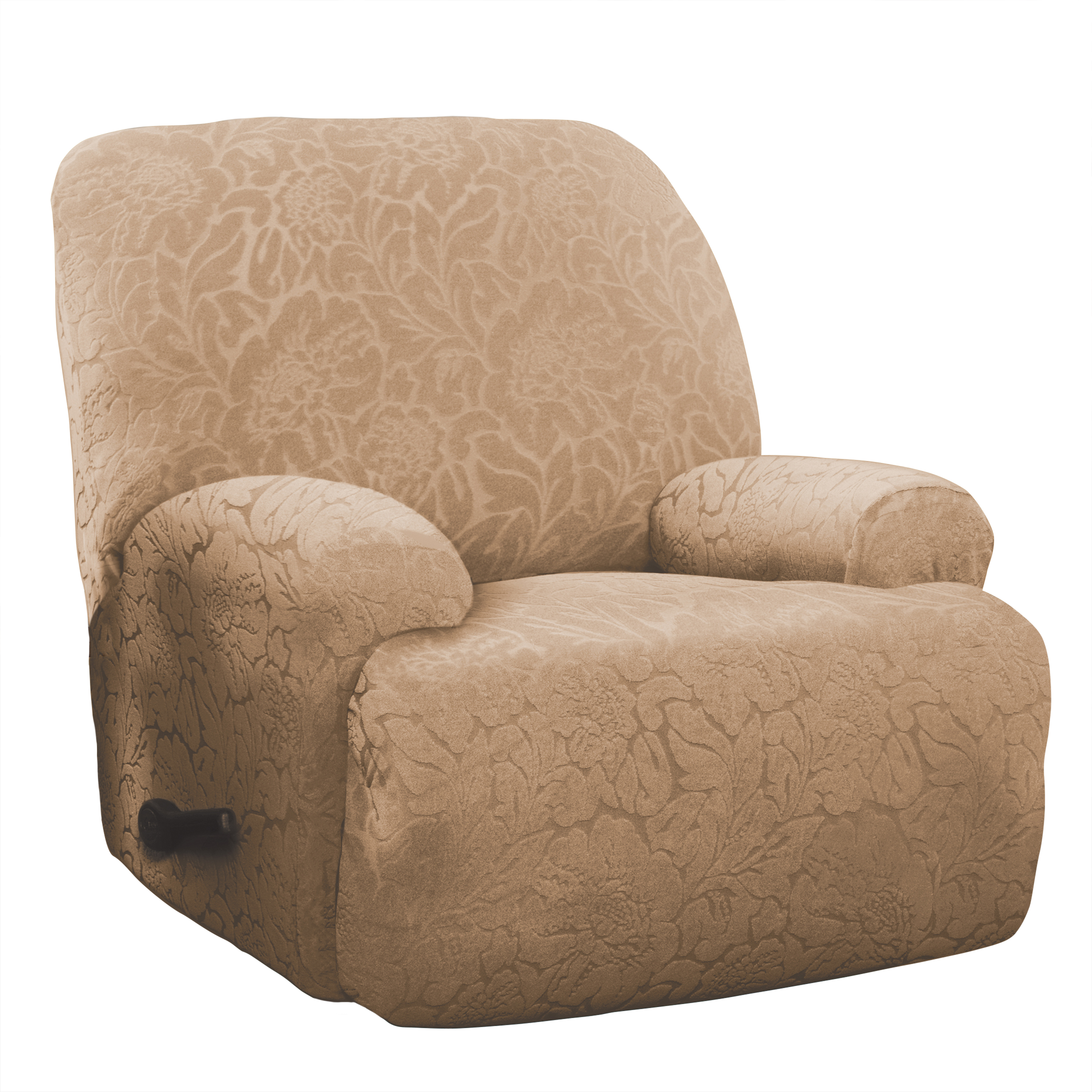 Stretch Sensations Stretch Floral Jumbo Recliner Slipcover