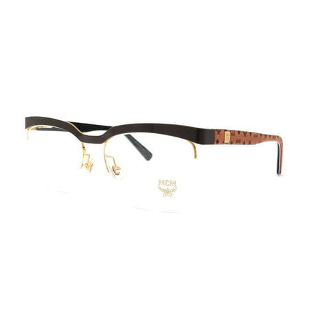 MCM Eyeglasses MCM2102 MCM/2102 211 Brown/Cognac Visettos Optical Frame (Serengeti Eyeglasses)