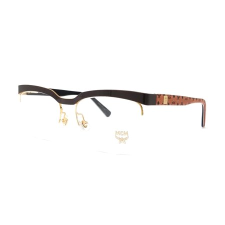 MCM Eyeglasses MCM2102 MCM/2102 211 Brown/Cognac Visettos Optical Frame -