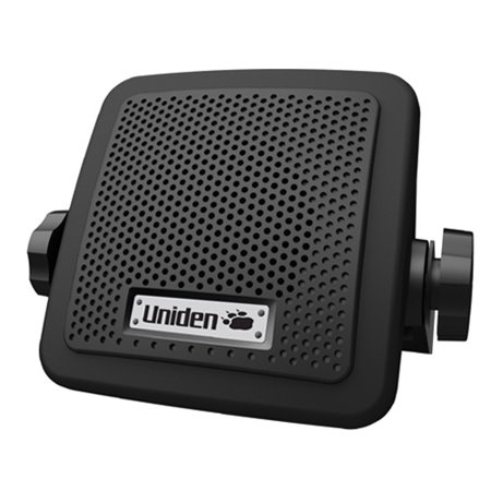 9 250 Watt Speaker - Uniden BC7 External CB Speaker with 7 Watts Input Power and Stereo Plug