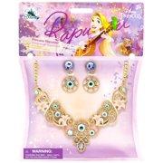 Disney Tangled Princess Rapunzel Jewelry Set