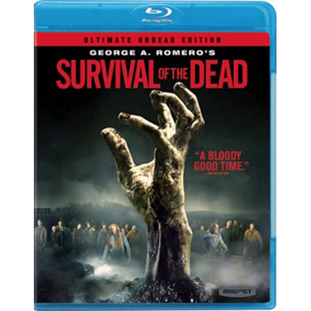George A. Romero's Survival of the Dead (Blu-ray) (Call For The Dead A George Smiley Novel)