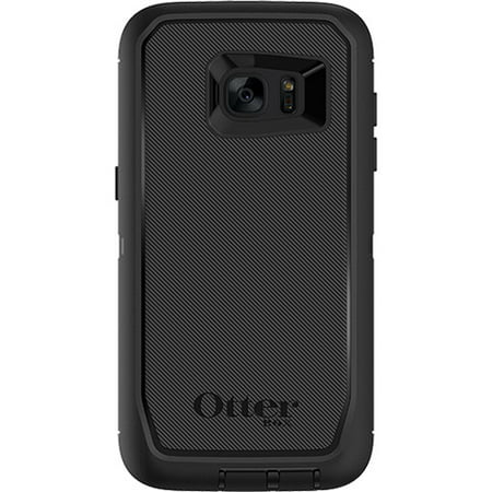 low priced 106fb 36687 Otterbox Galaxy S7 edge Defender Series Case, Black