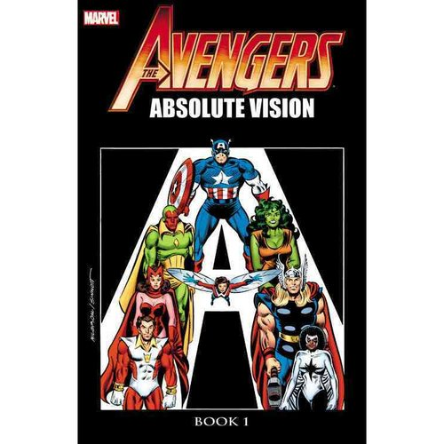 Avengers 1: Absolute Vision