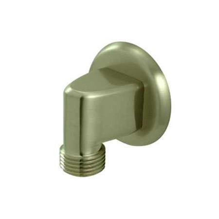 Wall Supply Elbow Satin (Wall Mount Water Supply Elbow  Satin Nickel )