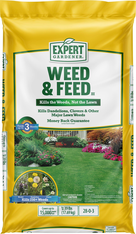 Feed Lawn Fertilizer Amp Weed Control