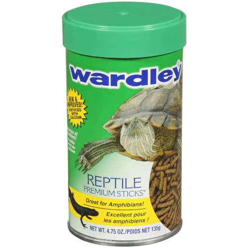 Wardley: Reptile Premium Sticks, 4.75 Oz