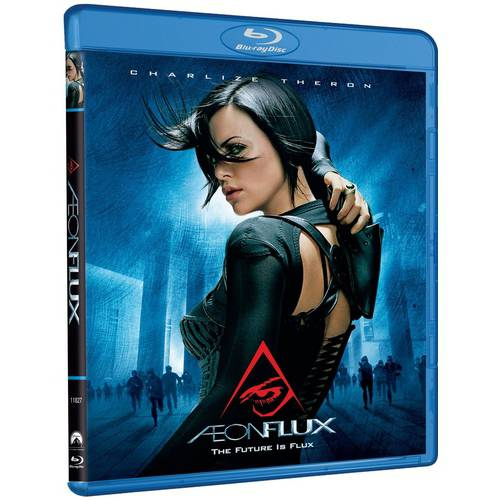 Aeon Flux (Blu-ray + Digital HD With UltraViolet) (Walmart Exclusive) (With INSTAWATCH)