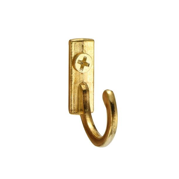 Products Clothes Keys Retro Hats Hooks Mini Hook Hanger Single Prong Hook