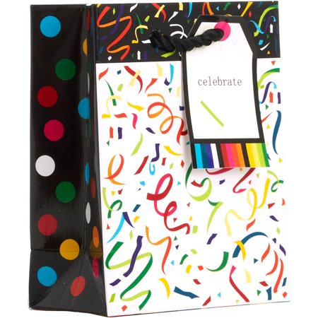 Jillson & Roberts Tiny Gift Bags, Confetti (120 Pcs)](Tiny Gift Bags)