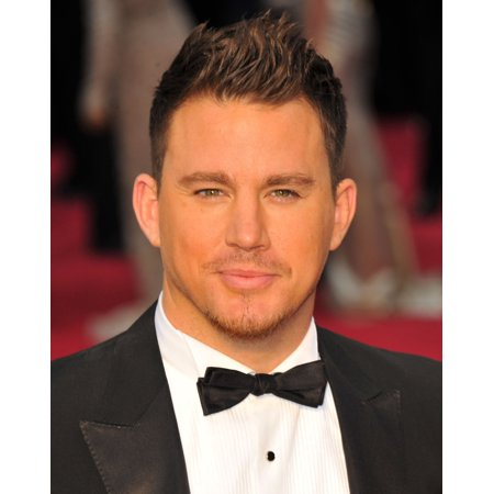 Channing Tatum At Arrivals For The 86Th Annual Academy Awards   Arrivals 1   Oscars 2014 Canvas Art     16 X 20