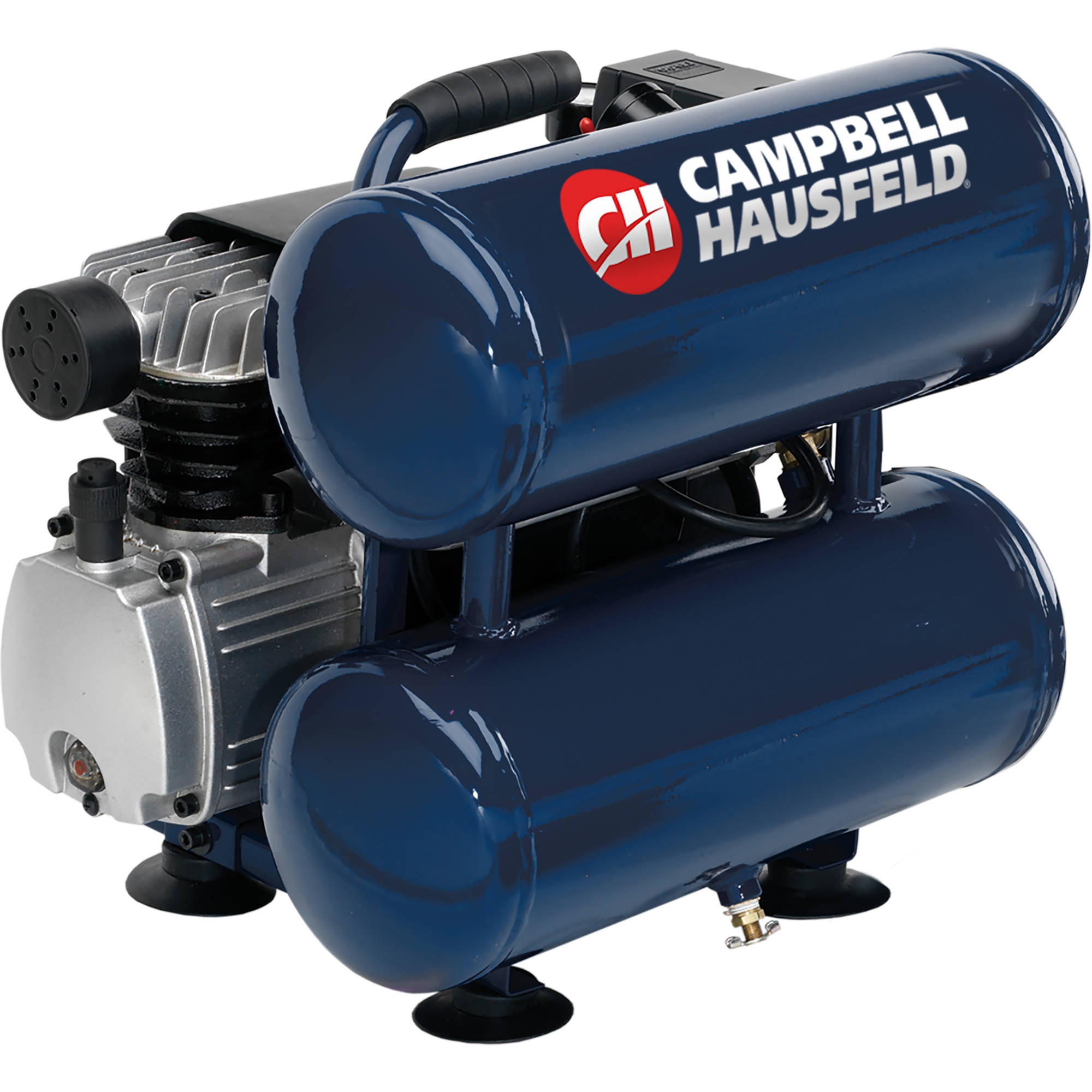 Campbell Hausfeld 4g Twin Stack Oil-Lube Air Compressor