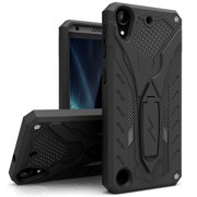 HTC Desire 530 Case, Zizo [Static Series] Shockproof [Military Grade Drop Tested] w/ Kickstand [HTC Desire 530 Heavy Duty Case] HTC Desire 550 / 555