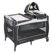 Baby Trend Lil Snooze Deluxe II Nursery Center Playard, Twinkle Twinkle Little Moon