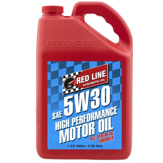 Redline 15305 5W30 Synthetic Motor Oil, Gallon