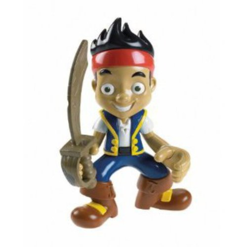 Fisher-Price Jake and the Neverland Pirates - Yo Ho Let's Go! Jake Talking Action Figure