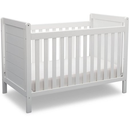 Delta Children Sunnyvale 4-in-1 Convertible Crib White