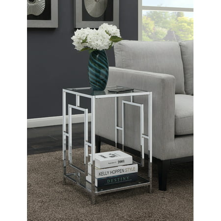 Convenience Concepts Town Square End Table ()