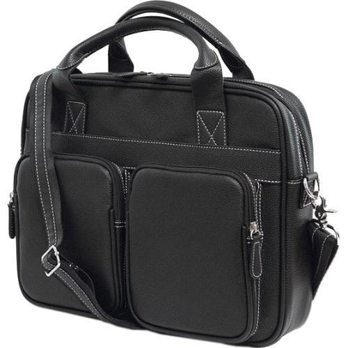 "Mobile Edge The Tech Briefcase for 15"" Notebooks - Black"