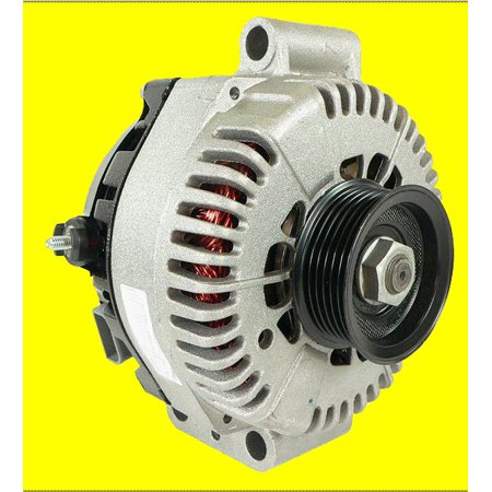 DB Electrical HO-8477-220 New Alternator for High Output 220 Amp 6.0L 6.0 Ford Truck E-Series Van 06 07 08 2006 2007 2008, F-Series Pickups 6.0L 6.0 06 07 2006 2007