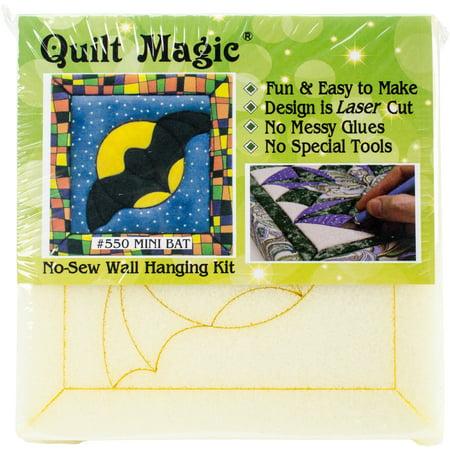 Bat Magic - Bat Quilt Magic Kit-6