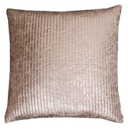 Thro by Marlo Lorenz Gary Quilted Square Crackle Pillow