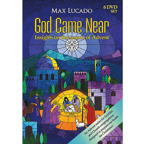 God Came Near: Insights On The Season Of Advent (6-Disc) (Widescreen)