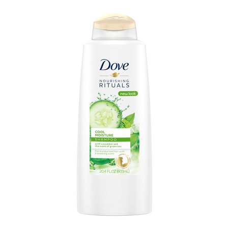 Dove Shampoo Cool Moisture 20.4 oz