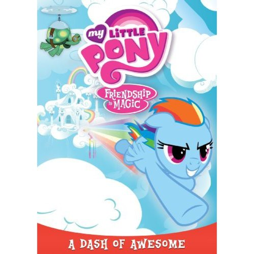My Little Pony: Friendship Is Magic - A Dash Of Awesome! (Widescreen)
