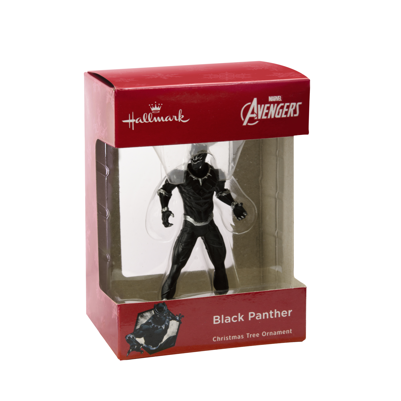 Hallmark Marvel Avengers Black Panther Christmas Ornament Walmart Com