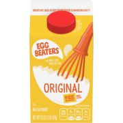EGG BEATERS Real Egg Product, No Cholesterol, No Fat, Real Eggs, 16 oz.