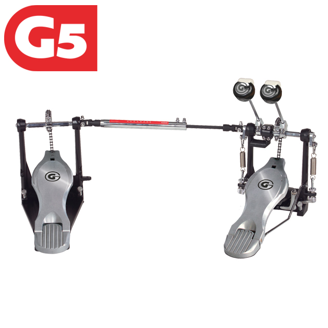 Gibraltar 5711DB Single Chain CAM Drive Double Bass Drum Pedal by Gibraltar