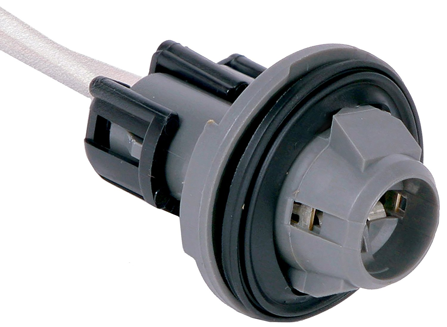 Ls44 Gm Original Equipment Gray Multi Purpose Lamp Socket Cnc Wiring Harness Connectors Allow For More Efficient Less Costly Repairs On All