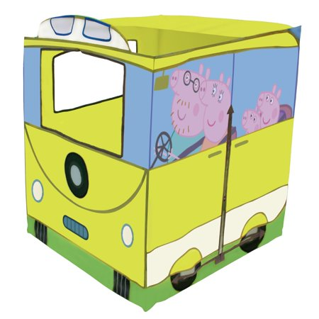 Playhut Peppa Pig Ez Vehicle Play Tent
